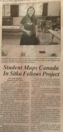student maps canada