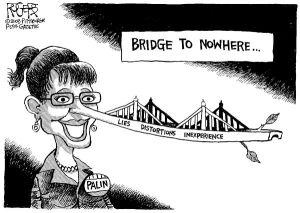 16 Sept 2008 - Rob Rogers - Pittsburgh Post-Gazette