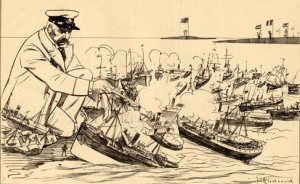 Johan Braakensiek, 1 June 1902.
