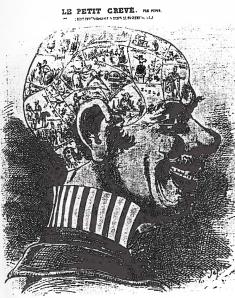 pepin - Edouard Guillaumin - Le Grelot - 1871