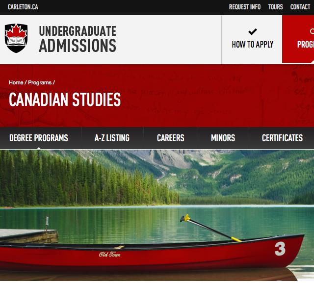canoe blog