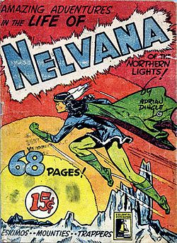 Image result for nelvana of the northern lights aliens