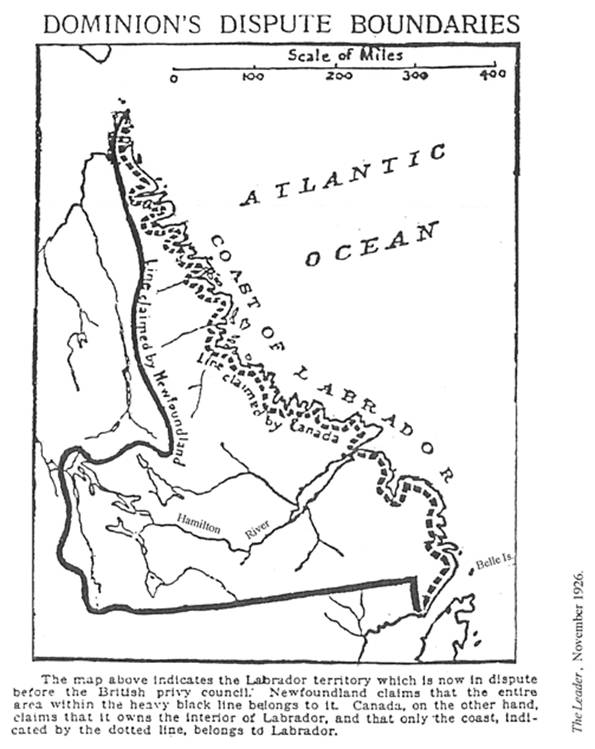 LABRADOR 1926