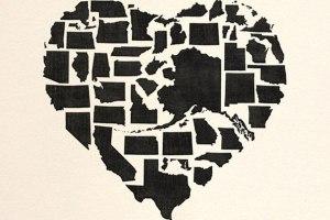 """States United"""