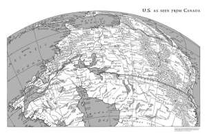"""U.S. as seen from Canada,"" Russell Lenz, Christian Science Monitor, 1968"