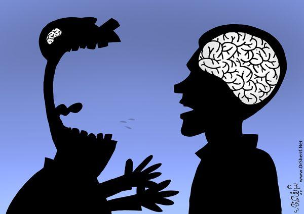 Argument, Sherif Arafa, Cartoon Movement, 30 May 2013
