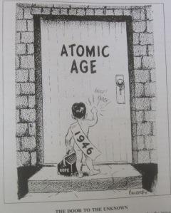 Halifax Herald, 31 December 1945, via Great Canadian Political Cartoons Volume II