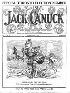 1915, Jack Canuck