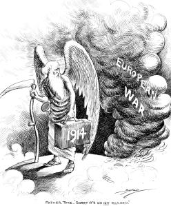 12-31-1914, Berryman, via the Library of Congress