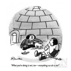 boris-drucker-what-you-re-doing-is-art-too-everything-we-do-is-art-new-yorker-cartoon